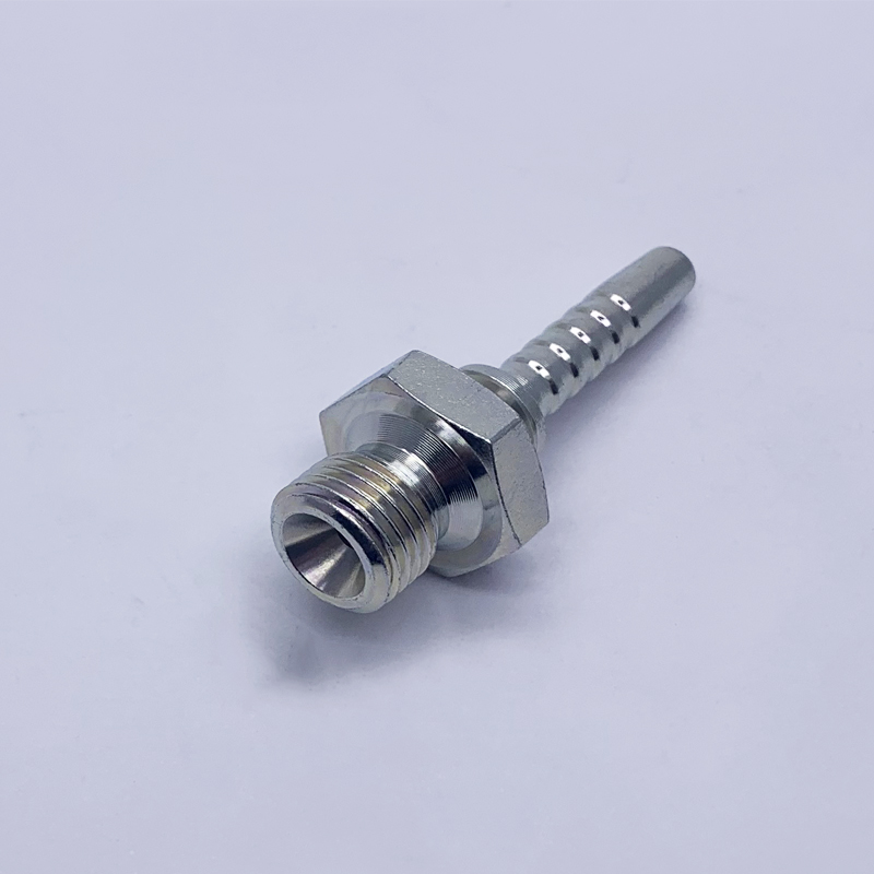 12611A BSP MALE DOUBLE USE FOR 60°CONE SEAT OR BONDED SEAL BSP Male Hydraulic fittings