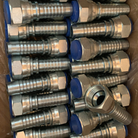 27811 R1,2 AC PREN SEA 45 HG REC FEMALE SWL STRAIGHT STEEL HYDRAULIC FITTINGS