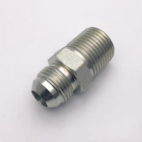 1JT JIC MALE 74°CONE/BSPT MALE bsp fittings