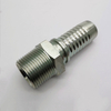 13011 BSP MALE hydraulic hose fittings carbon steel pipe fittings