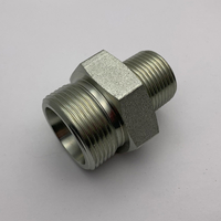 1DN 1DN-RN 1CN STRAIGHT METRIC MALE 24°Heavy Type /NPT MALE 60° din hydraulic fittings
