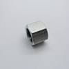 9J JIC 74° FEMALE PLUG Top Quality Carbon Steel JIC Hydraulic CAP