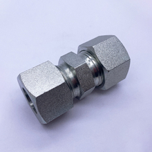 1D METRIC MALE 24°H.T. Straight Fittings Manufacturer