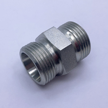 1C Ningbo Factory Hydraulic Fittings METRIC MALE 24°L.T.