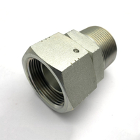 2NU NPT MALE/NPSM FEMALE 60°CONE npt male female coupling
