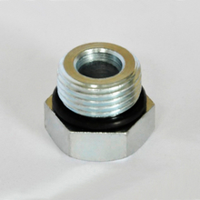 4ON SAE O-RING BOSS HOLLOW HEX PLUG sae fittings